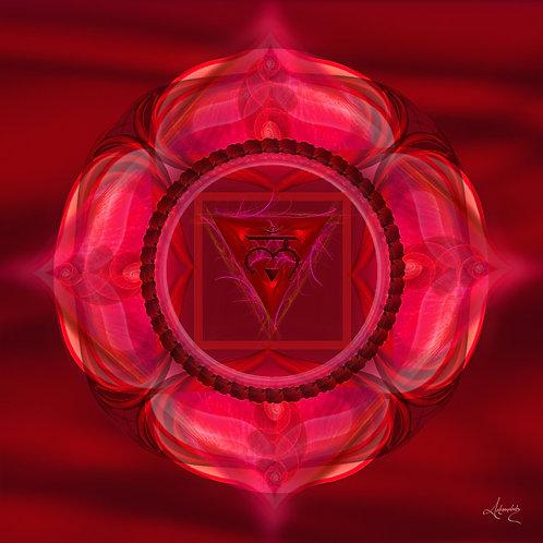 Muladhara, Root Chakra Symbol