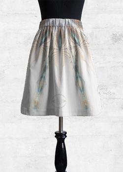 Presence cupro skirt