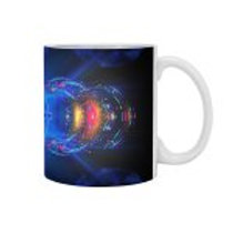 Ajna Third Eye Chakra Coffee Mug