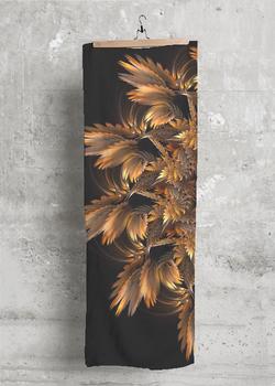 Autumn Feathers  modal scarf