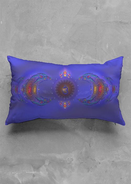 AJNA CHAKRA pillow