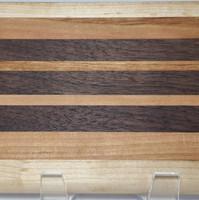 Maple, Cherry and Black Walnut Board