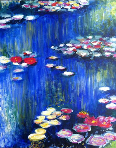 003 Water Lillies