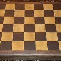 Black Walnut and Maple Endgrain Board