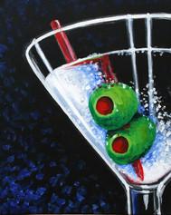 005 Dirty Martini
