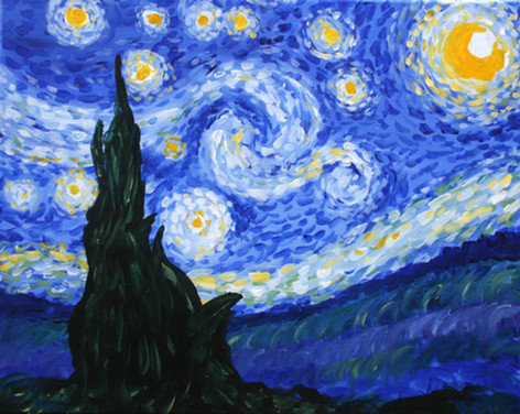 002 Starry Night