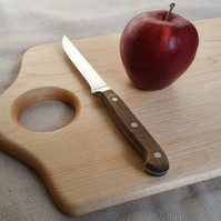 Maple Board with Handle