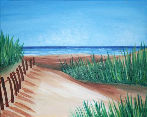 020 Beach Dunes