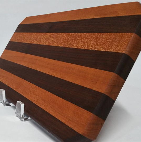 Black Walnut and Cherry Board