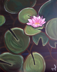 024 Lotus Flower