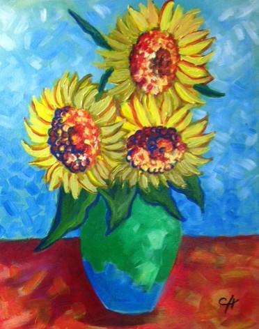 062 Van Gogh Sunflowers.jpg