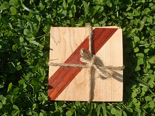 Scrap wood Coasters - Assorted Variety