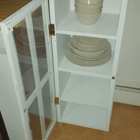 Plywood Kitchen Cupboard