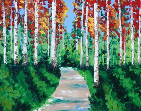 008 Birch Path