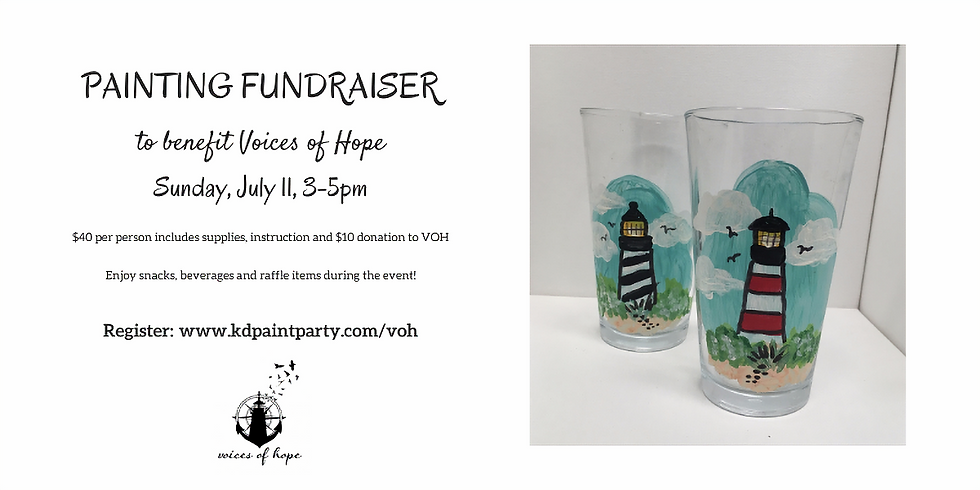 Voices of Hope - Painting Fundraiser