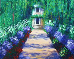 004 Monet Garden