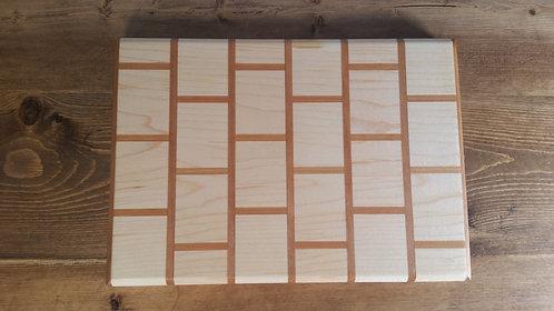 """Vanilla Bricks"" - Made to Order - Various Sizes"