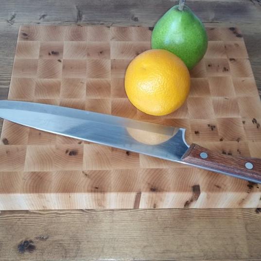 Maple Endgrain Board