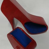 High-heel Jewelry/Keepsake Box