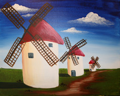 055 Windmills - Don Quijote.JPG