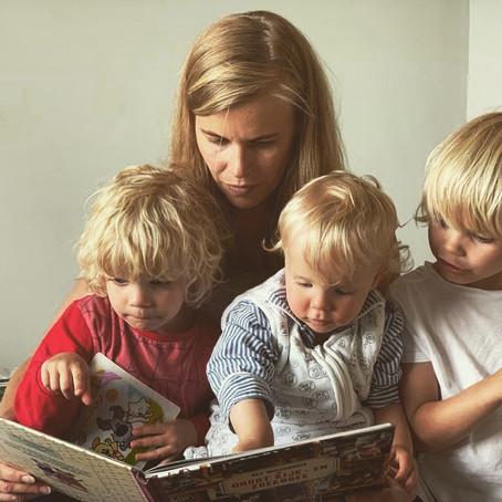 Lees jij genoeg voor aan je kind?
