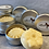 Thumbnail: Solid Lotion Bar in a Tin