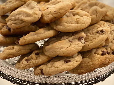 Chocolate Chip Cookie Friday