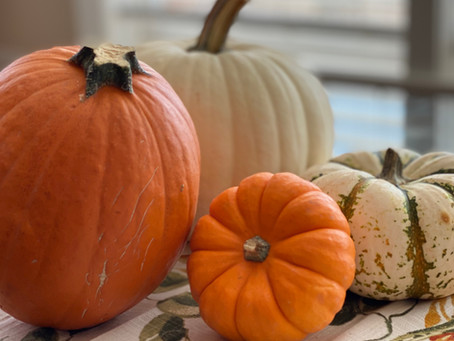 Pumpkins! Good for your Skin?
