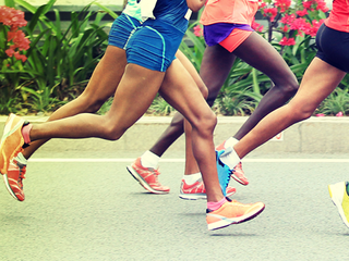 How are you running your race?