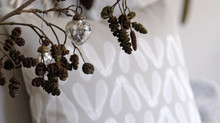 Make your own simple, seasonal Christmas decorations