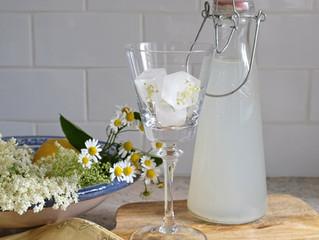 Elderflower cordial: hedgerow recipe #5