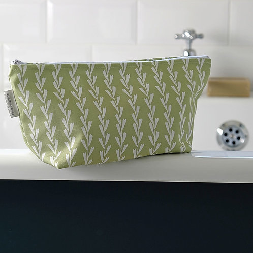 Rye Grass Cotton Wash Bag