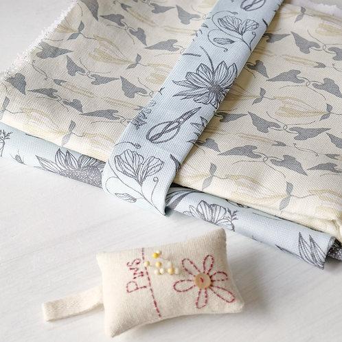 Floral Fabric Bundle