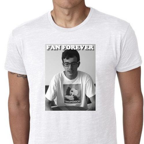 tee shirt Paul Fan Forever