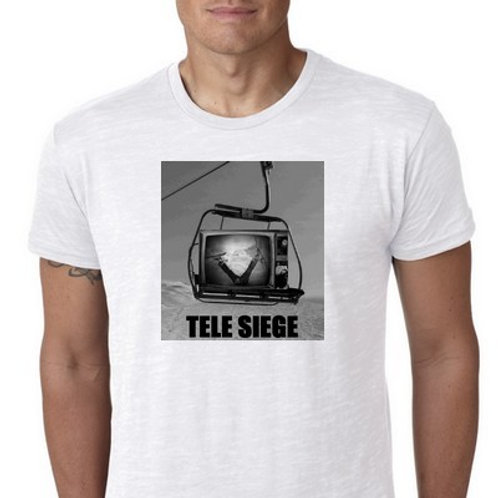 tele siége tee shirt