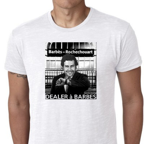 DEALER A BARBES PABLO ESCOBAR