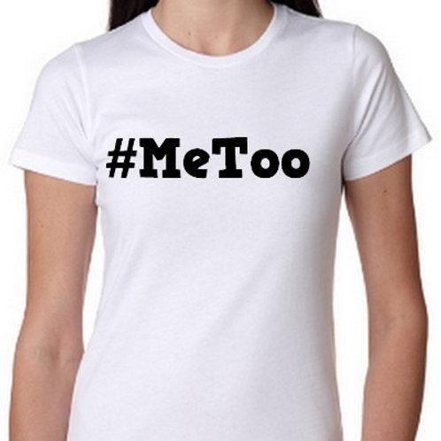#METOO #MOIAUSSI TEE SHIRT