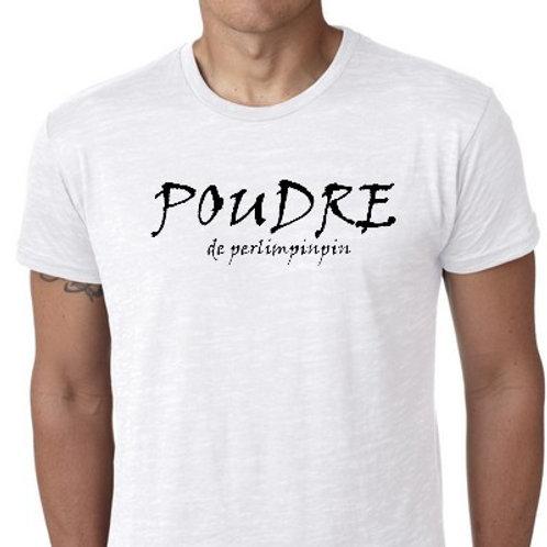 Poudre de Perlimpinpin tee shirt
