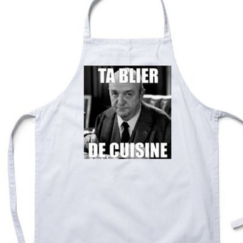 TA...BLIER DE CUISINE