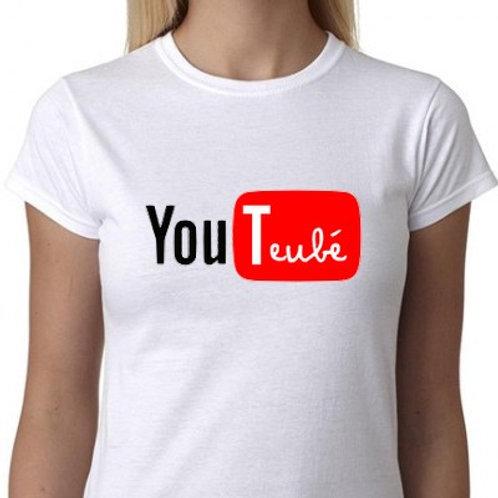 you teubé tee shirt