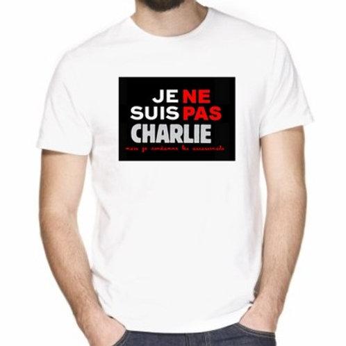 JE NE SUIS PAS CHARLIE..MAIS