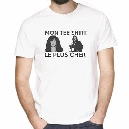 le tee shirt le plus cher
