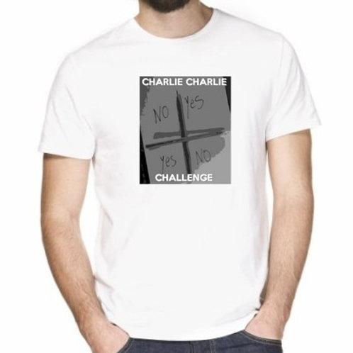 CHARLIE CHARLIE CHALLENGE TSHIRT