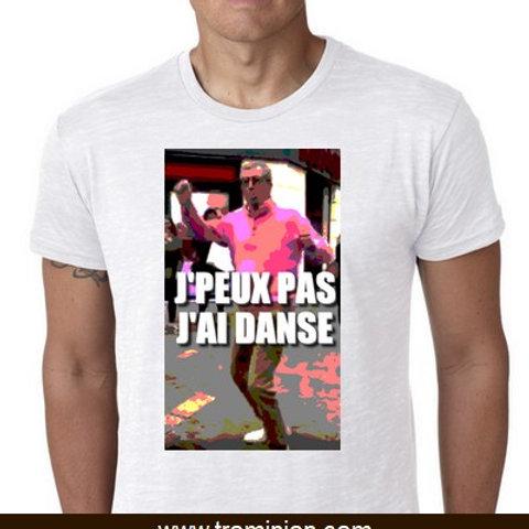 Je Peux pas j'ai Danse tee shirt Balkany