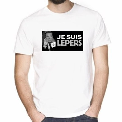 je suis lepers