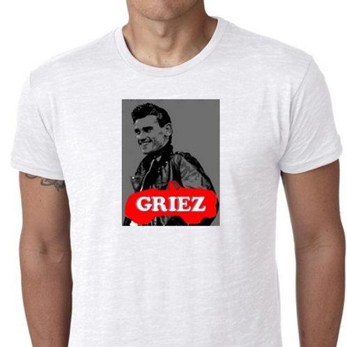 GRIEZ   GRIEZMANN GREASE MASHUP TEE SHIRT