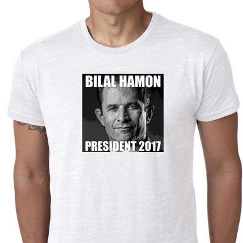 VOTEZ BILAL HAMON TEE SHIRT