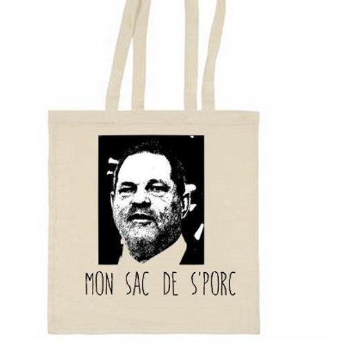 MON SAC DE S'PORC Harvey Weinstein