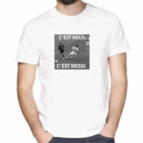 C NOUS C MESSI