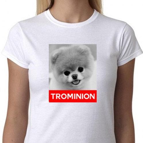 TROMINION TEE SHIRT SPITZ NAIN